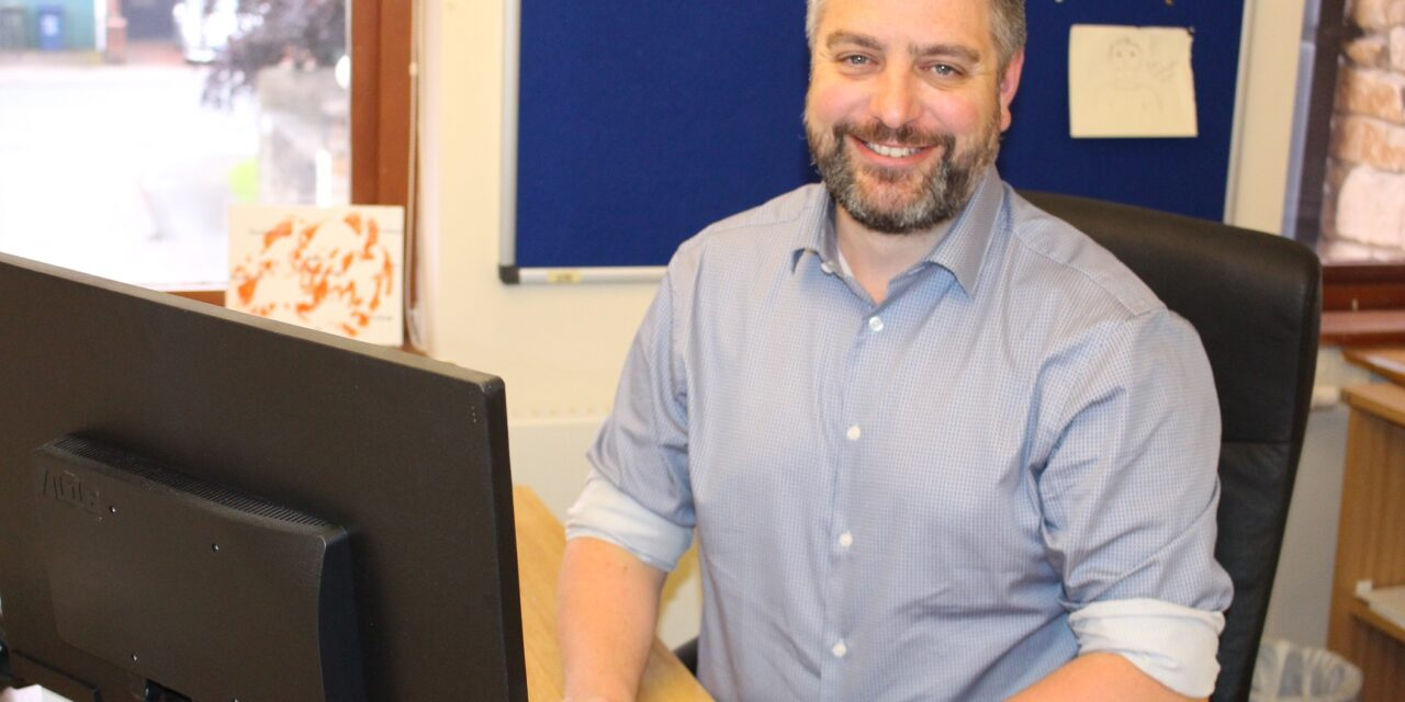 Charity appoints new Chair to drive physical activity