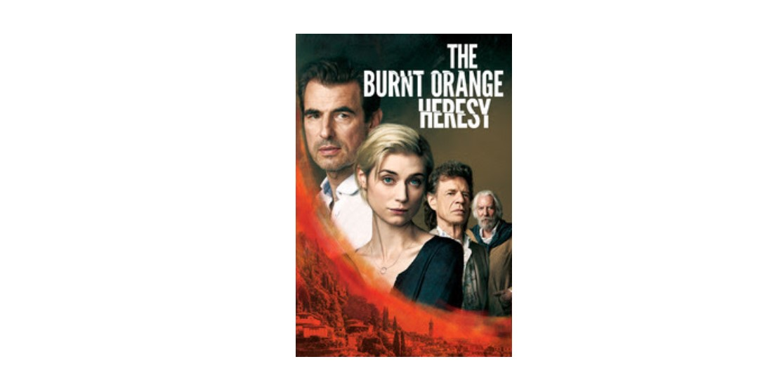 THE BURNT ORANGE HERESY   Available to Download and Keep on February 22