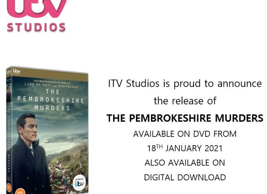 THE PEMBROKESHIRE MURDERS – AVAILABLE ON DVD FROM 18TH JANUARY, AVAILABLE ON DIGITAL DOWNLOAD NOW