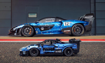 AN ICON REBORN: THE NEW LEGO® TECHNIC™ McLAREN SENNA GTR IS UNBOXED