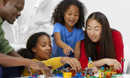 The LEGO Group and Nintendobuild out LEGO® Super Mario™world for even more customised adventures