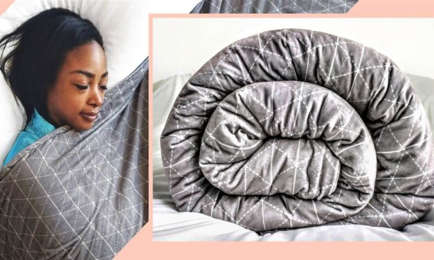 Weighted blanket the perfect stress reliever