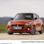 Attractive Personal Contract Hire offers for latest Hybrid Swift and Swace models