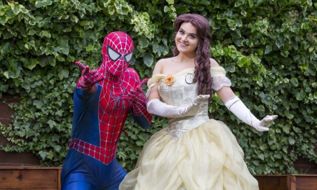 From Disney to Marvel – lockdown couple put movie magic into new business