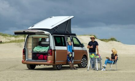 Volkswagen Commercial Vehicles launches converter scheme for a lifetime of happy camping