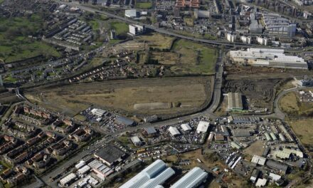 Regeneration plans for derelict Gateshead site approved