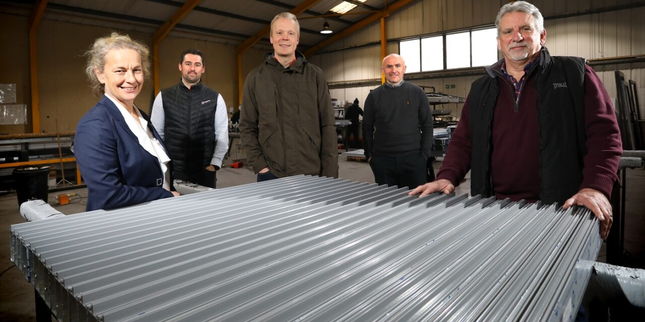 Washington Manufacturer Opens Door To Growth With Small Loan Fund Backing