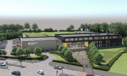 New multi-million pound building marks two decades and 85 schools for leading North East architects