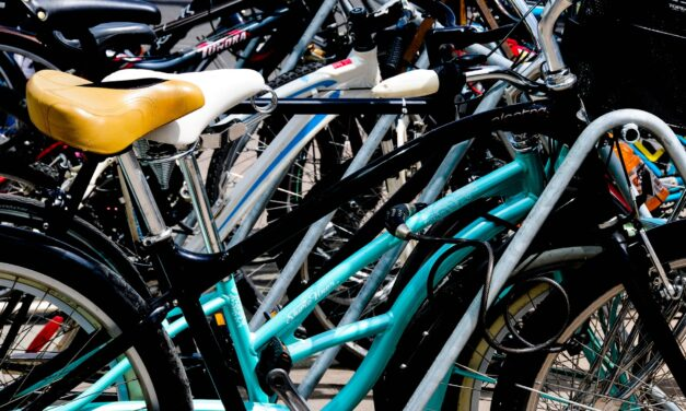 Northumbria's bicycle crime rate shoots up by almost 80%