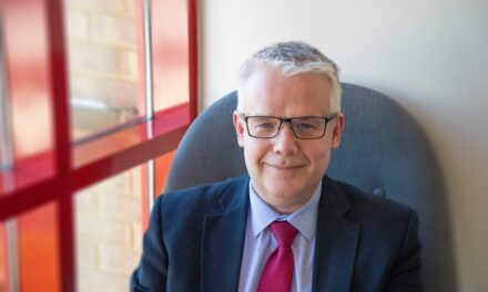 NEW CHIEF EXECUTIVE FOR SEAWARD