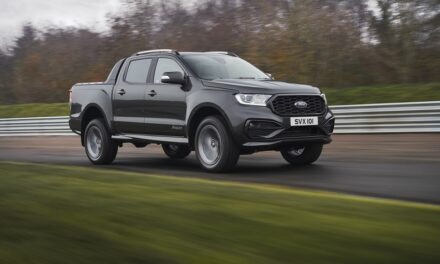 Brawn to be Wild: New Ranger MS-RT Adds Street Appeal and Muscular Design to Best-Selling Pick-up