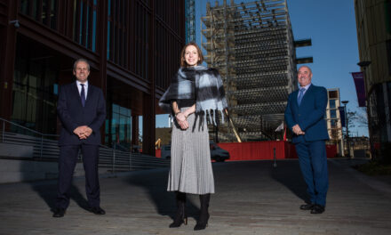 WBD plans its move to Newcastle Helix