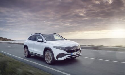 All-electric Mercedes-Benz EQA now available to order