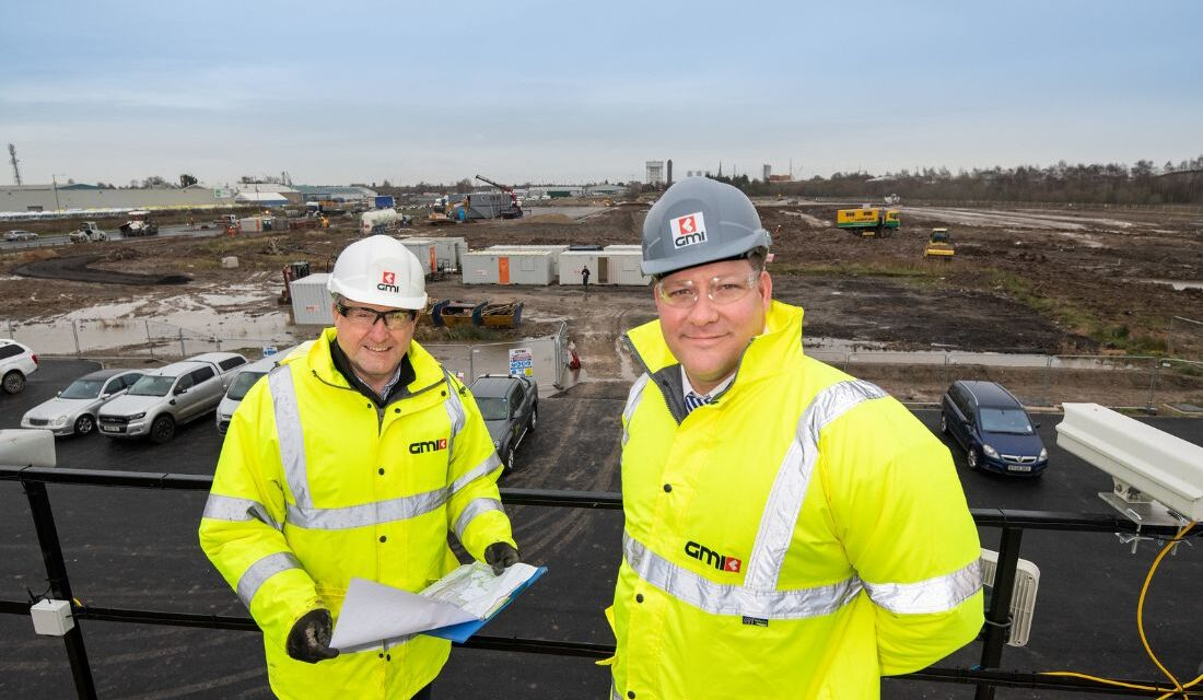 GMI Construction to expand operations and create job opportunities as part of North East investment