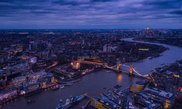 London is the thirteenth most expensive city for vacation rental properties