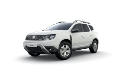 New Dacia Duster Commercial is ready for business