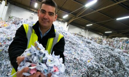 Focus on security must include confidential waste paper as well as digital to comply with GDPR