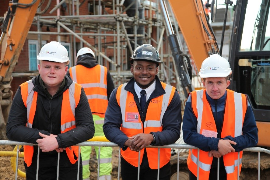 Keepmoat Homes Reaches Key Milestone to Combat Construction Skills Shortage in the North East