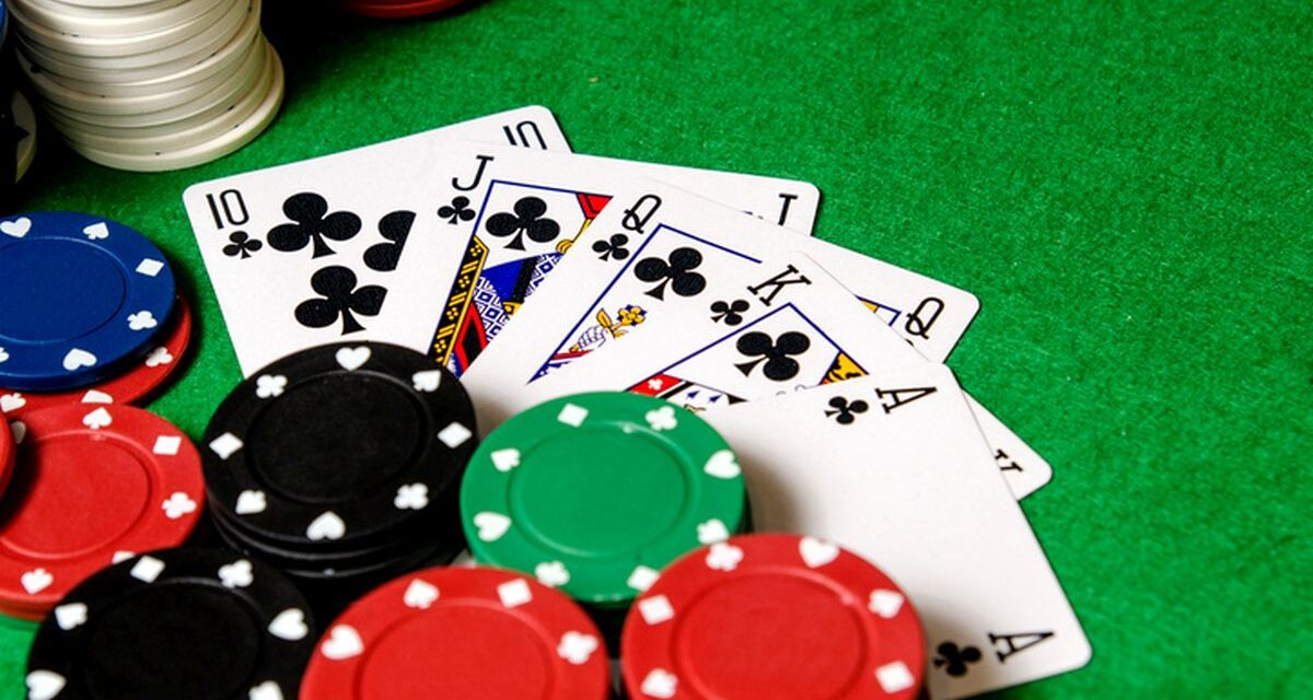 Which is the best place to play Judi Poker Online? | North East Connected