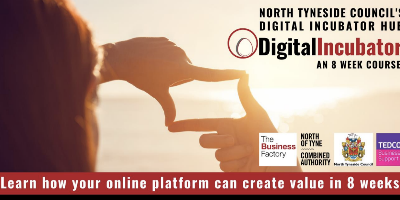 Digital Incubator Hub to Boost Online Success for North Tyneside Businesses