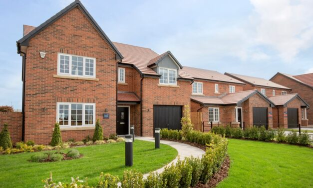 Construction comes to an end at housing development in Ingleby Barwick