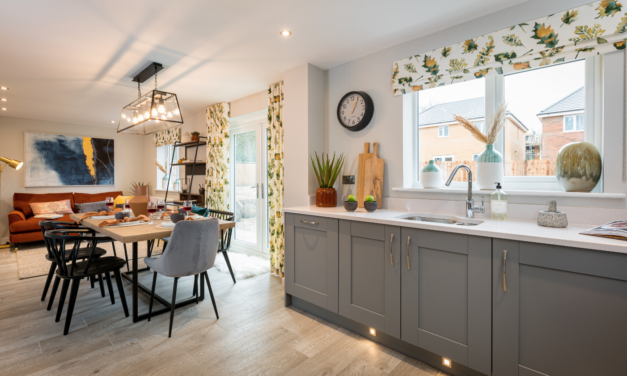 FIRST LOOK INSIDE SHOW HOME AT NEW NORMANBY HOUSING DEVELOPMENT