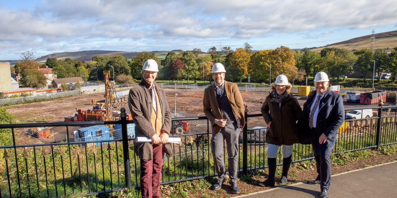 Great News for Ad Gefrin and the People of Wooler