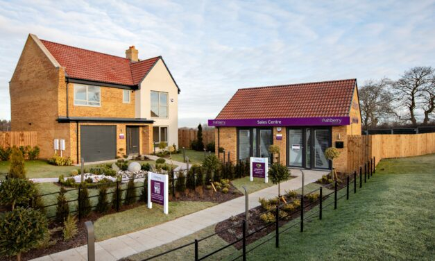 Ashberry Homes continues expansion across the North East