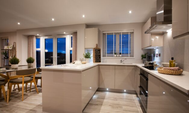 New Showhome unveiled at Yarm development