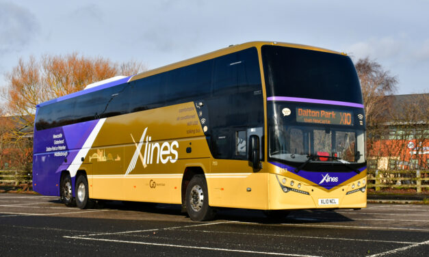 Go North East gives route between Middlesbrough and Newcastle a major upgrade with luxury coaches
