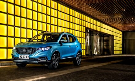 MG is back on the frontline as ZS EVs are given to good causes