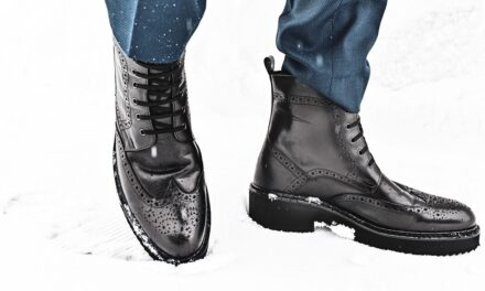 Boost your own style with elevator shoes