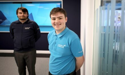 razorblue celebrates National Apprenticeship Week by recognising its apprentices' contributions