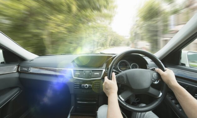 Life in the fast lane? Pensioners have more penalty points than young drivers
