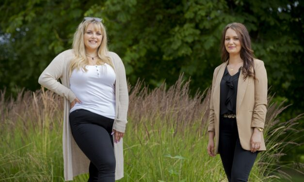New (classroom) doors open for Heather and Lucy thanks to University award