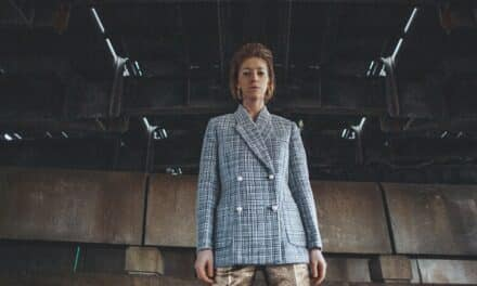 Sustainable womenswear designer Bozena Jankowska launches her 2021 collection