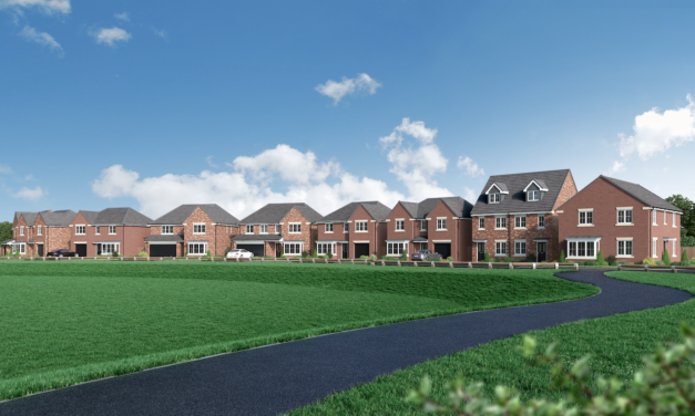 PLANS FOR 190 NEW HOMES IN PELTON GIVEN THE GREEN LIGHT