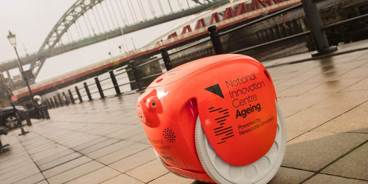 Can a robot help a healthy lifestyle? Newcastle puts it to the test