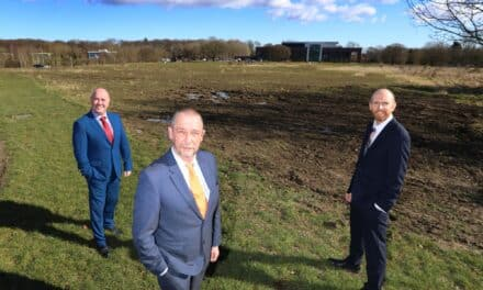 Plans to be submitted for new AirView Park office scheme