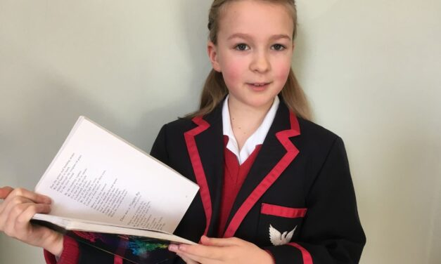 Eight-year-old Yarm Prep School pupil highly commended in poetry competition