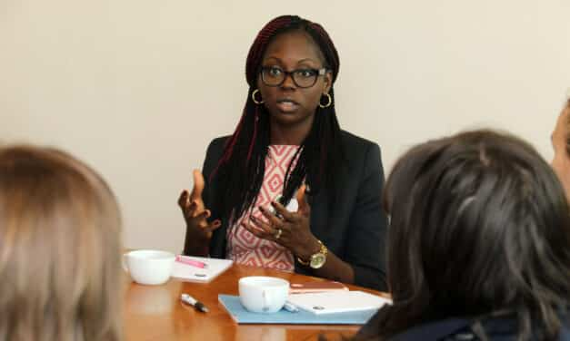 Amanda talks law and diversity in the legal profession