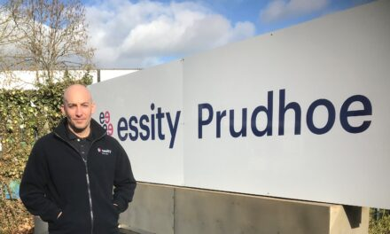 Essity appoints new converting operations manager at Prudhoe Mill