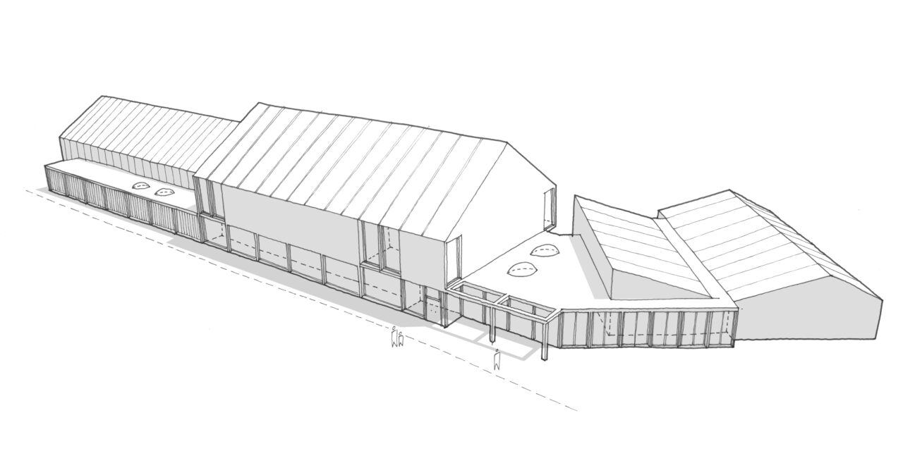 PLANS FOR NEW CROOK AFFORDABLE HOMES AND SWIMMING POOL SUBMITTED FOR APPROVAL