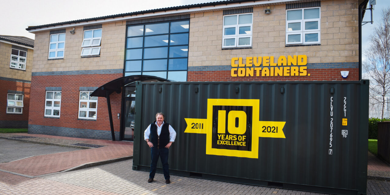 Cleveland Containers celebrates tenth anniversary after record-breaking 2020