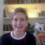 Award-winning author, Cressida Cowell, virtually visits children in the North East to celebrate World Book Day