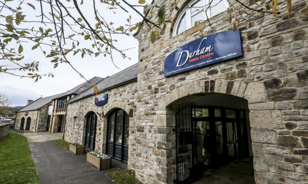 Business Durham connects companies to develop skincare range