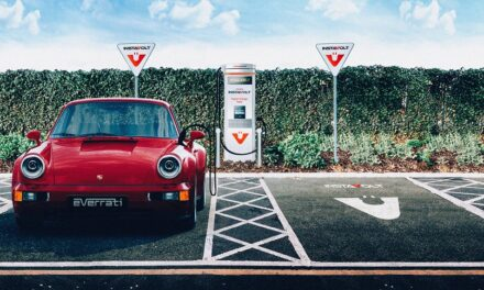 InstaVolt partners with Everrati to power iconic cars into an electric future