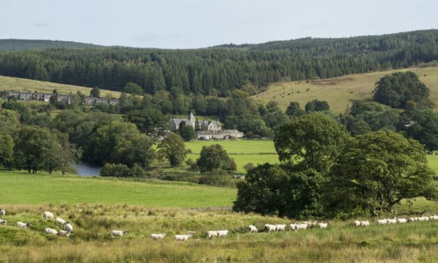 Northumberland National Park Authority Launches New Fund to Support Community Projects