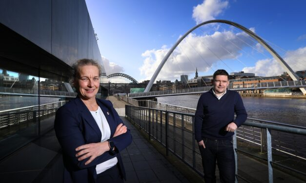 Gateshead Civil Engineers Taking Centre Stage With Second Investment From North East Fund