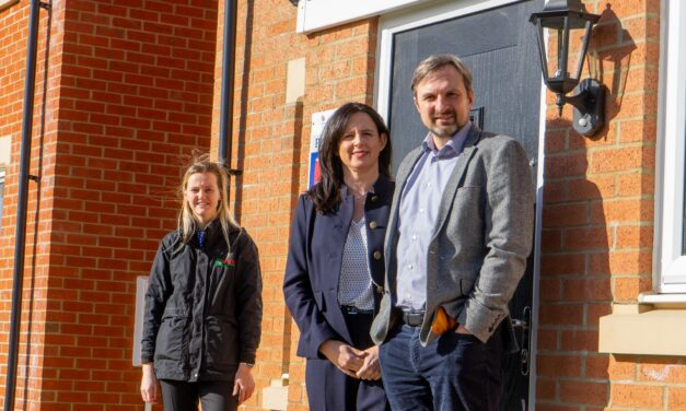 10 new affordable homes announced in Teesside's property hotspot